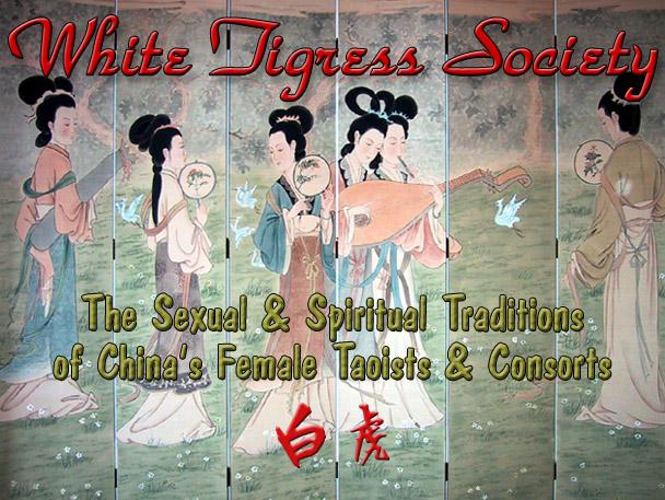 Си лай сексуальное обучение белой тигрицы
